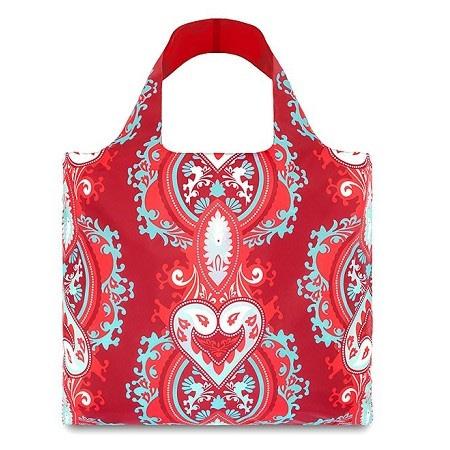 Loqi Opulent Ruby Bag