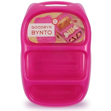 Goodbyn Bynto Lunchbox Pink