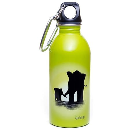 Earthlust Bottle Elephant 13oz