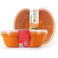 Food storage container by Preserve